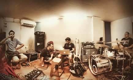 Last jam before the tour started