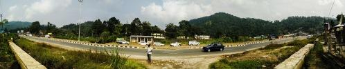 Beautiful Nongpoh en route Shillong